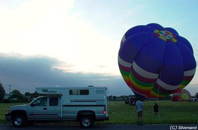 Campie Balloon Fest