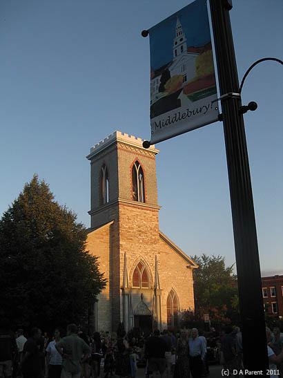Church, Middlebury, Vermont