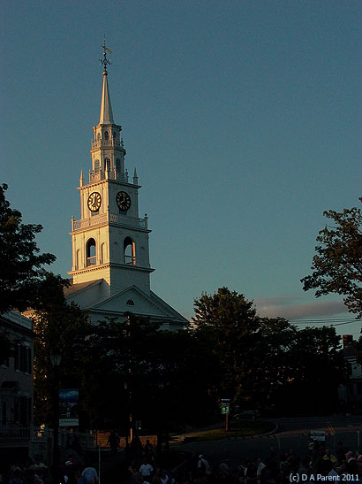 City Hall, Middlebury, Vermont